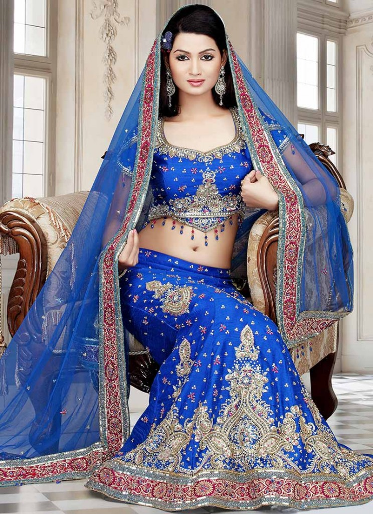 Women fashion girls dress amazing and stunning native for Indian wedding dresses for girls