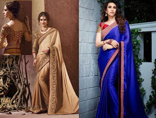 Indian-stylish-crepe-lehenga-silk-sarees-to-keep-you-fashionable-7