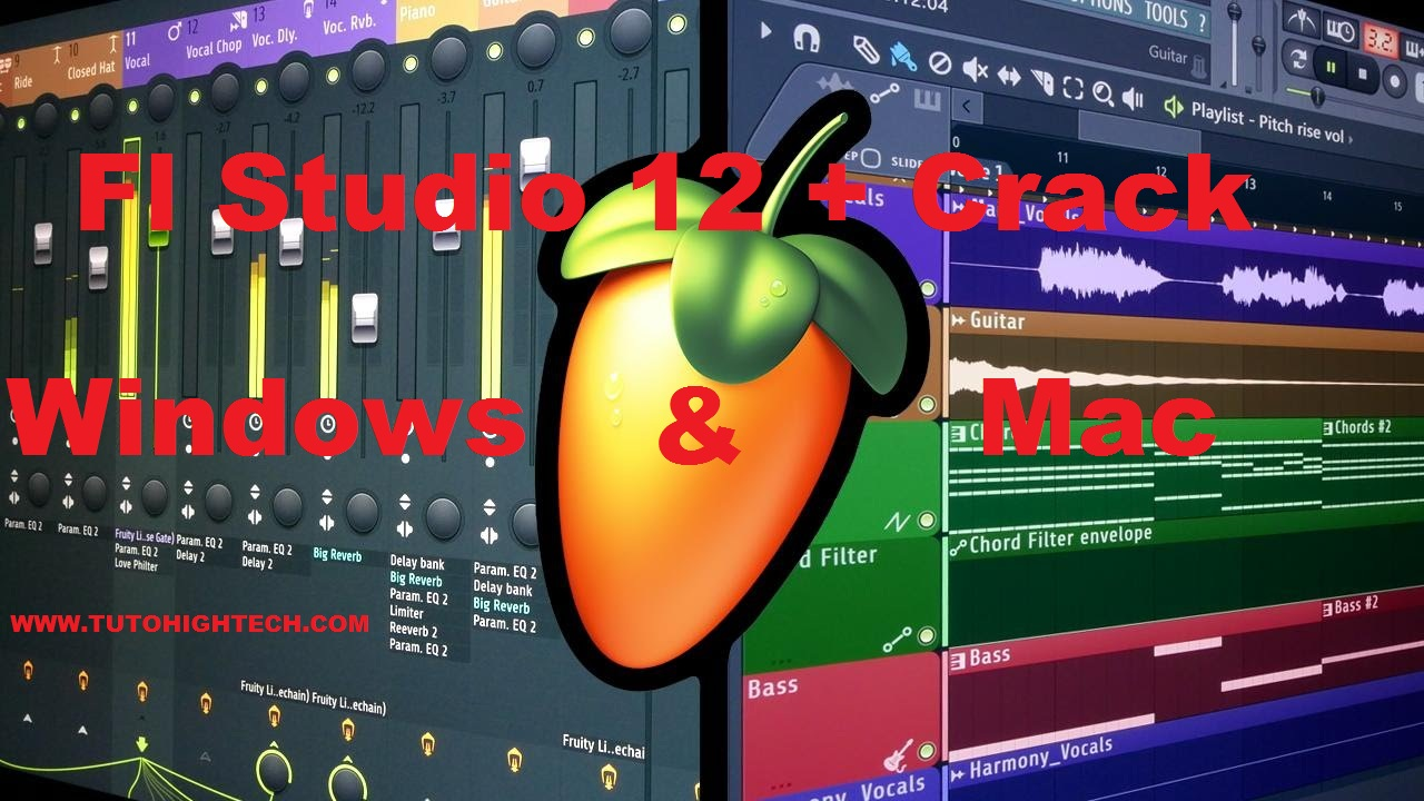 cracker fl studio 12