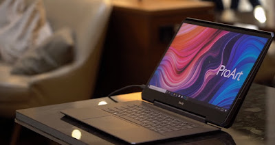 Asus ProArt StodioBook One W590G6T