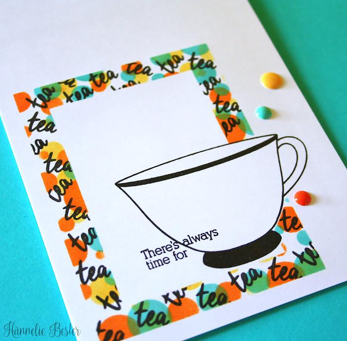 Uniko studio : I love tea
