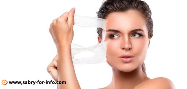 فوائد تقشير الجلد وفائدته للبشرة