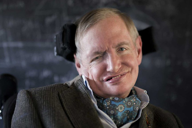 Penelitian Stephen Hawking Superhumans able to manipulate their own DNA would replace us