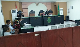 Ahli Hukum dari Termohon Tak Hadiri Sidang Praperadilan yang Diajukan Wawali Bima