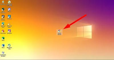 2 Cara Mengecilkan Icon Desktop Windows 10