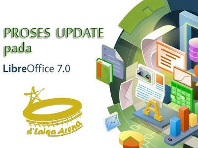 Proses Update Pada LibreOffice 7.0