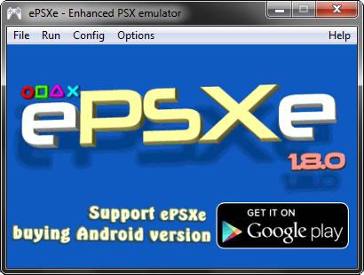 1.6.0 EPSXE TÉLÉCHARGER BIOS