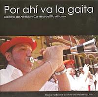 """""""Por ahí va la gaita. Gaiteros de Arnedo y Cervera del Río Alhama"""", Peñalba, Juan Ignacio y Jiménez Berdonces, Diego (CD)"""