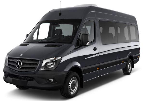 2017 Mercedes Benz Sprinter Passenger Vans Reviews