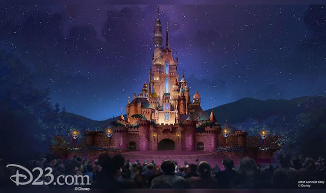 D23 Expo 2019 Disney Parks, Hong Kong Disneyland, Frozen, Wandering Oaken's Sliding Sleigh