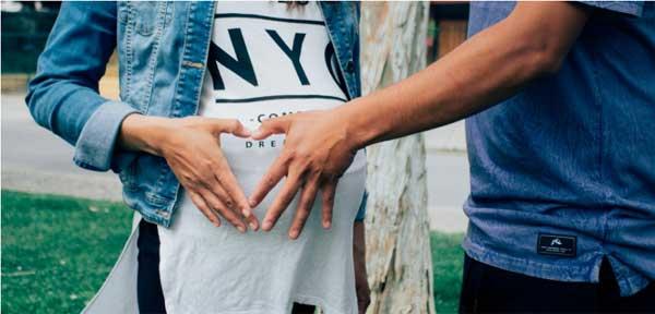 ¡Comparte la alegría de tu embarazo!
