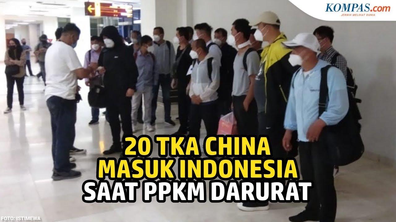 Terungkap! 20 TKA Masuk Sulsel Ternyata Tak Kantongi 'Izin Kerja' dari Pemerintah Pusat