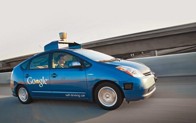 Google da 20 dólares/hora si viajas en auto que conduce solo