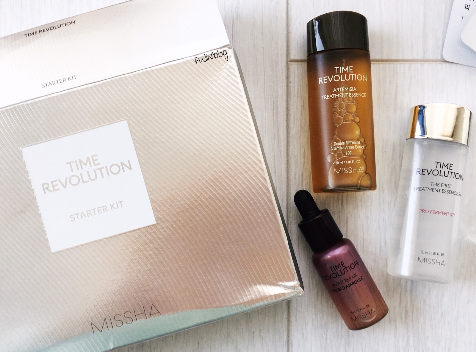 missha time revolution