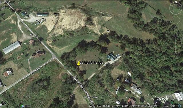 adena burial mounds