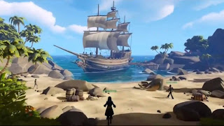 SEA OF THIEVES pc game wallpapers|images|screenshots