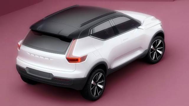 2018 Volvo XC40 Redesign, Release, Price