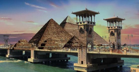 افضل الاماكن السياحية في مصر