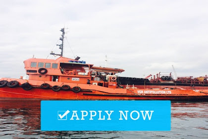 Urgently crew for harbour tug