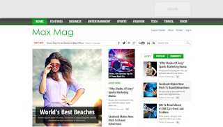 maxmag-responsive-seo-friendly-blogger-templates
