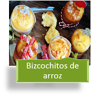 BIZCOCHITOS DE ARROZ