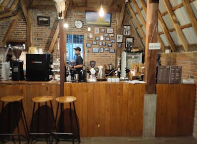 Cafe Gartenhutte Trawas