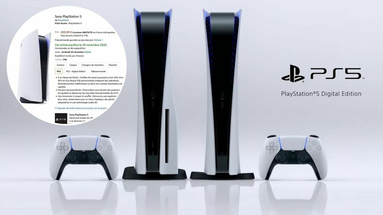 amanzon-vende-play-station-5