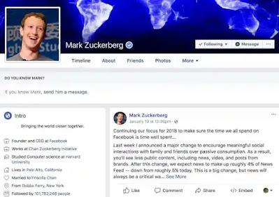 كيفية توثيق صفحاتك على الفيس بوك وسناب شات، انستغرام وتويتر بشكل صحيح