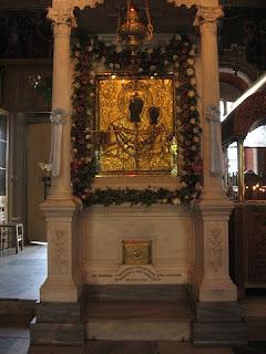 Panagia_Mertidiotisa_Icon Η εικόνα της Παναγίας της Μυρτιδιώτισσας