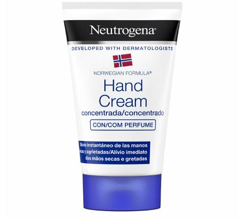 Crema de maini concentrata cu formula norvegiana parfumata Neutrogena, 50 ml