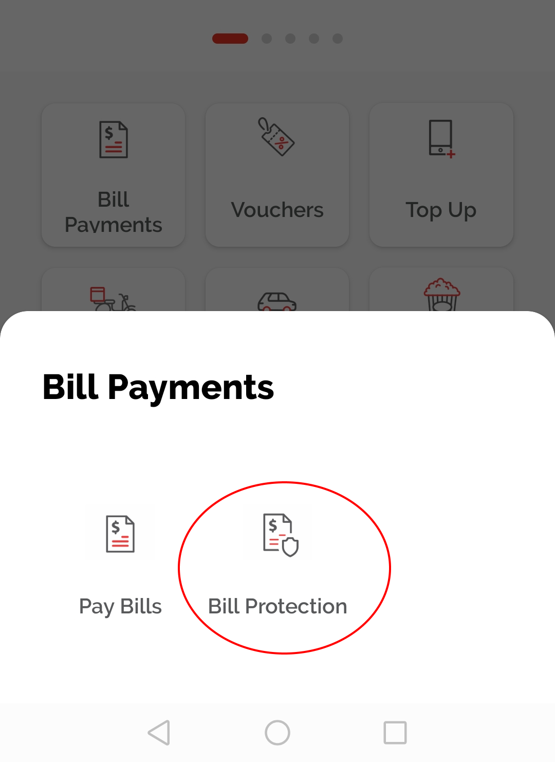 The 8th Voyager Boost Free Personal Accident Insurance Coverage For Bill Payment Protection