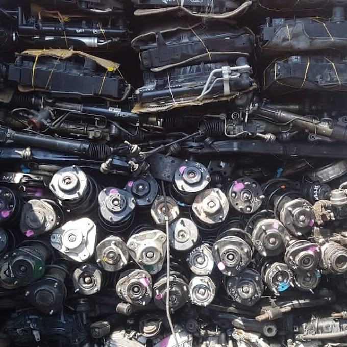 Igbos Are The Biggest Spare Parts Dealers In Africa, See Places They Have Explored In Africa