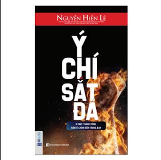 Ý Chí Sắt Đá ebook PDF EPUB AWZ3 PRC MOBI