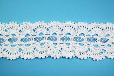 6 - Crocher Imagen Diadema de pelo realmente linda y fácil de hacer por Majovel Crochet.