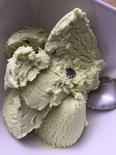 Perfect World Mint Choc Chip Ice Cream
