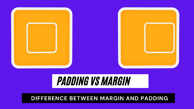 padding vs margin in css   What is the difference between Margin and Padding