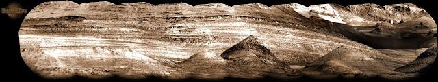 Sol 1283 Curiosity ChemCam Pahrump Hills