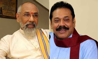 Mahinda meets Tamil journalists