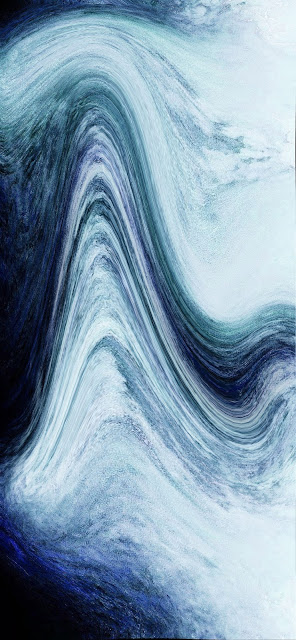melt iphone 5b se wallpaper