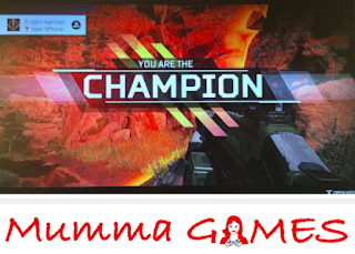 MummaGames - Champion Apex Legends