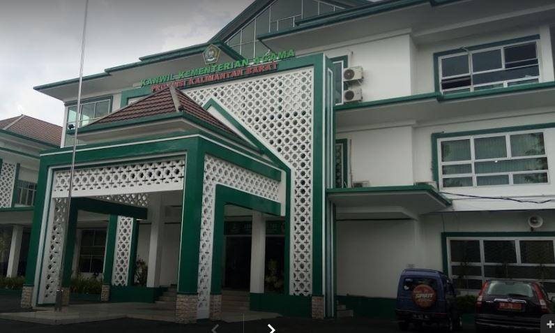 Alamat Lengkap dan Nomor Telepon Kementerian Agama Se-Kalimantan Barat