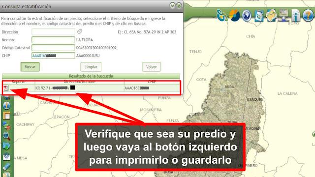 Paso a Paso para descargar el certificado de estratificación en Bogotá