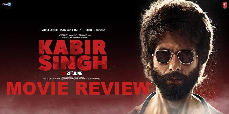Kabir Singh Movie Review Poster