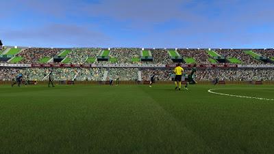PES 2021 Stadium Dos Arcos