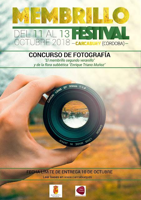 Membrillo Festival Carcabuey 2018