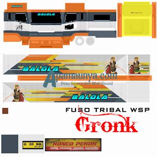 Download Livery Truck Fuso Balola