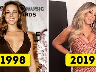 Veja como essas cantoras mudaram ao longo dos anos