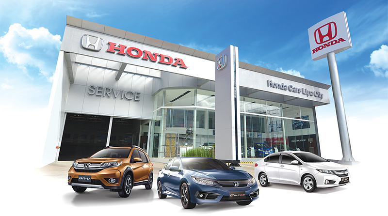 Honda Cars Lipa City