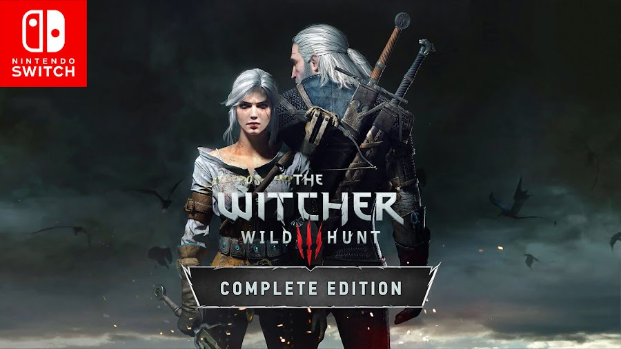 the witcher 3 nintendo switch complete edition cd projekt red