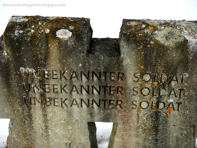 #War Cemetery #Simmerath #Germany Headstones Military